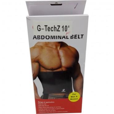"Faja Abdominal Ajustable 10"" G-TECHZ"