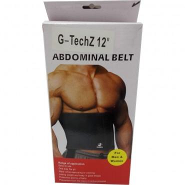"Faja Abdominal Ajustable 12"" G-TECHZ"