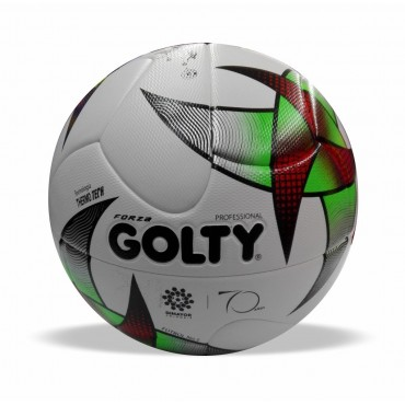 Balon futbol Golty forza thermothech No 5
