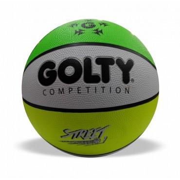 Balon Baloncesto Golty Competition Super Team