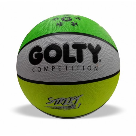 Balon Baloncesto Golty Competition Super Team