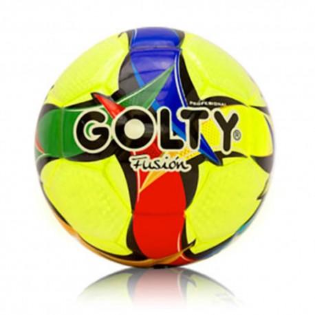 Balón De Fútbolsala Golty Fusión N° 4